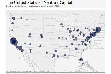 Interactive Map: The United States of Venture Capital