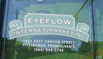 Finally finding where he should be, Phil Laboon founded Eyeflow