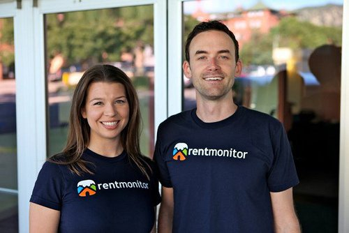 Deanna Bennett and Brett Yates, solving simple real-world problem leads to RentMonitor